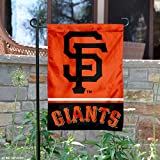 : San Francisco Giants Double Sided Garden Flag