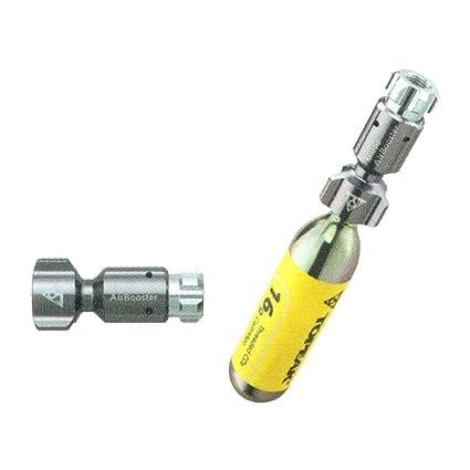 Topeak Micro - Inflador com compresor de aire (CO2)