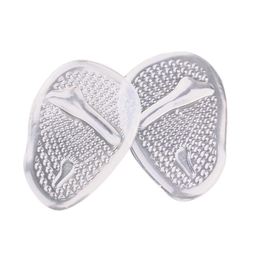 1 Pair Metatarsal Pads for Women Ball of Foot Comfort One Size Fits Shoe Inserts