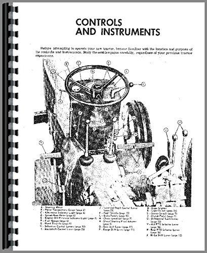 John Deere 1020 Tractor Operators Manual