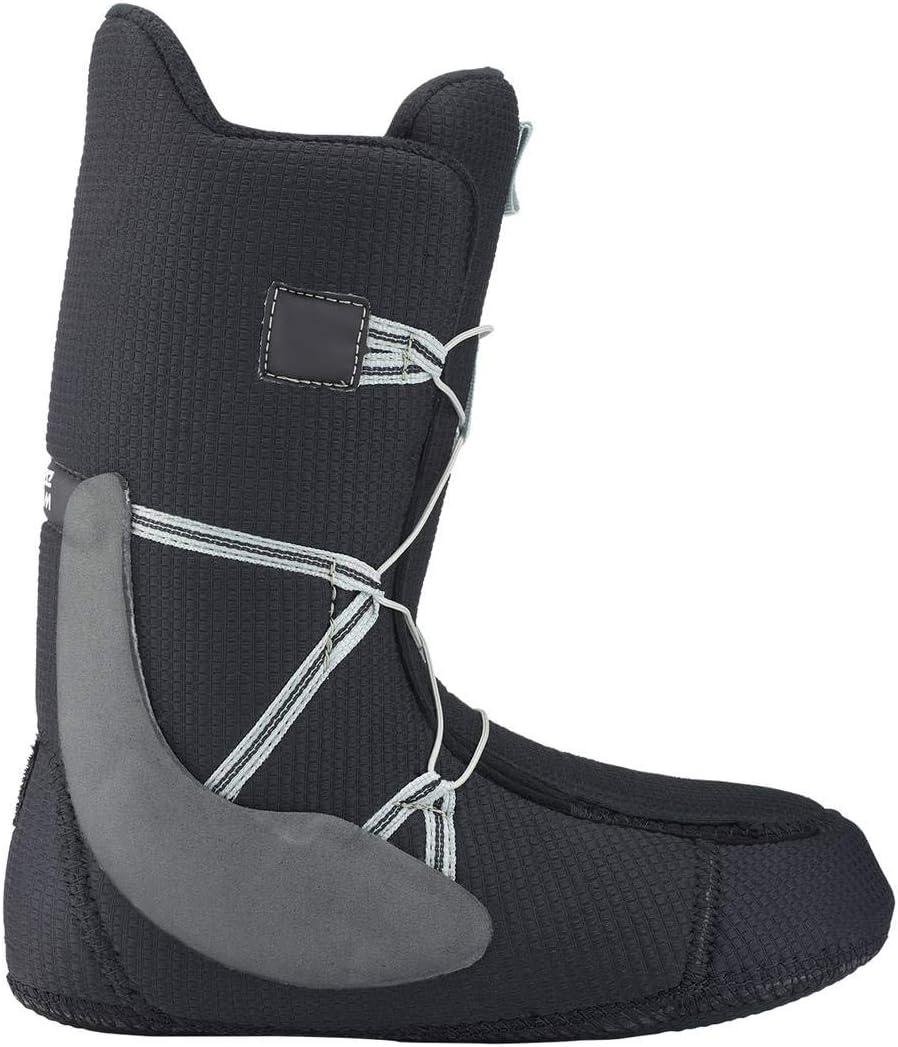 Burton Mens Invader Black Boots,UK 12 46 EU