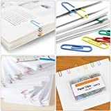 150PCS Professional Paper Clips, 1.1IN General Size