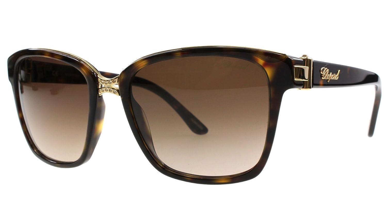 Chopard - Gafas de sol - para mujer Brown Gradient 55 ...