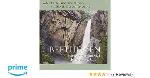 Beethoven: Symphony No  7 / Leonore Overture No  3