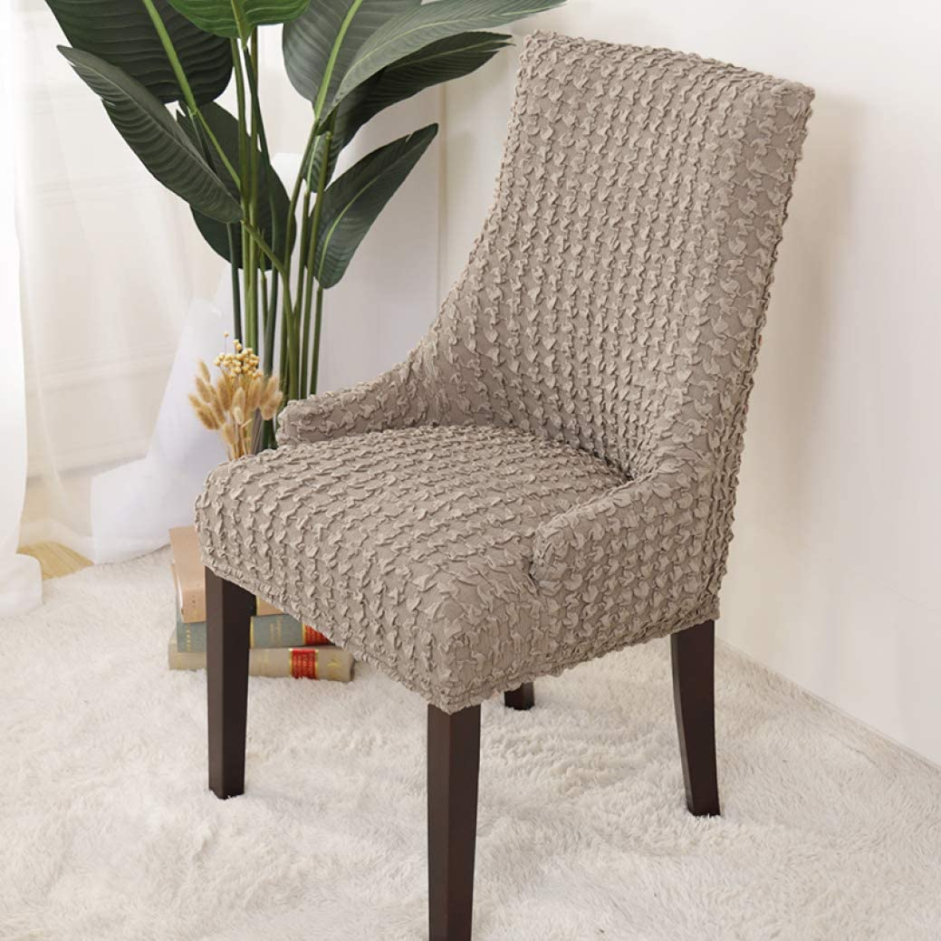 UKURO Stretch Wingback Chair Covers Universal Wing Chair Slipcover Furniture Protector for Wingback Chairs, Machine Washable