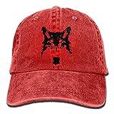 wolf head hat - jauefvbncla Black Wolf Head Unisex Hipster Adjustable Baseball Cap Dad Hat