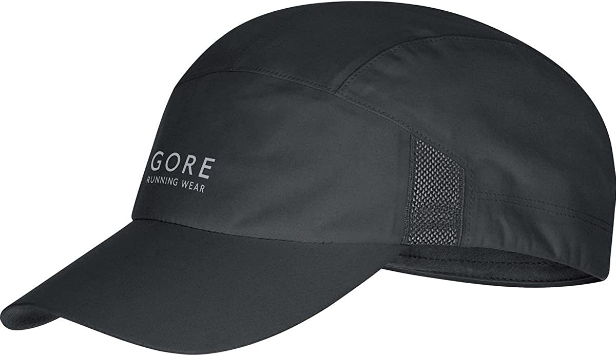 GORE RUNNING WEAR Unisex - Gorra Air Gore-Tex, Color Negro, Talla ...