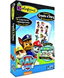 Colorforms Create a Story Paw Patrol Game