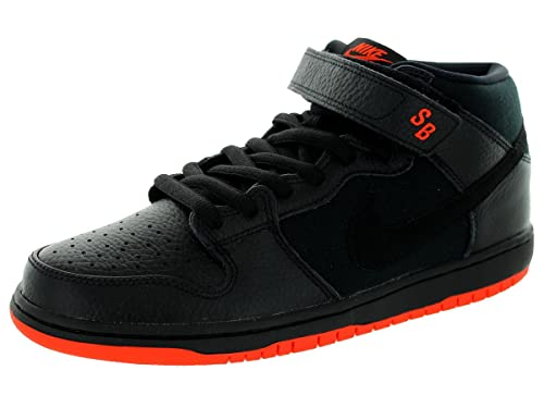 reputable site 6ac24 5d4f1 Amazon.com: Dunk Mid Pro Sb 'Halloween' - 314383-022 - Size ...