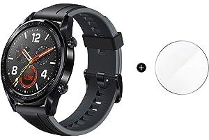 Amazon.com: Huawei Watch GT 2018 Bluetooth SmartWatch,Ultra ...