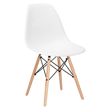 poly bark style molded plastic dowel leg side chair natural legs charles eames dsw with walnut office grey lounge replica