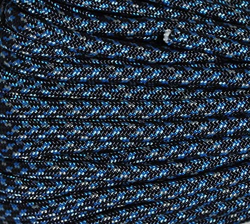 30m Made in USA Atwood Rope MFG Paracord Various Colours 550lb//249kg