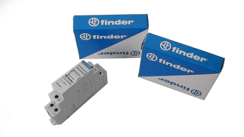 24v Relay Finder 222290244000 20a 250v Dc Modular Solid State Industrial Scientific