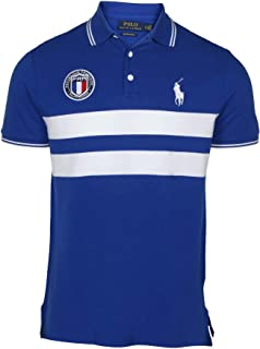 6053b6ec040 Amazon.com: Cg ORKY Men Support Polo Shirt France Soccer National ...