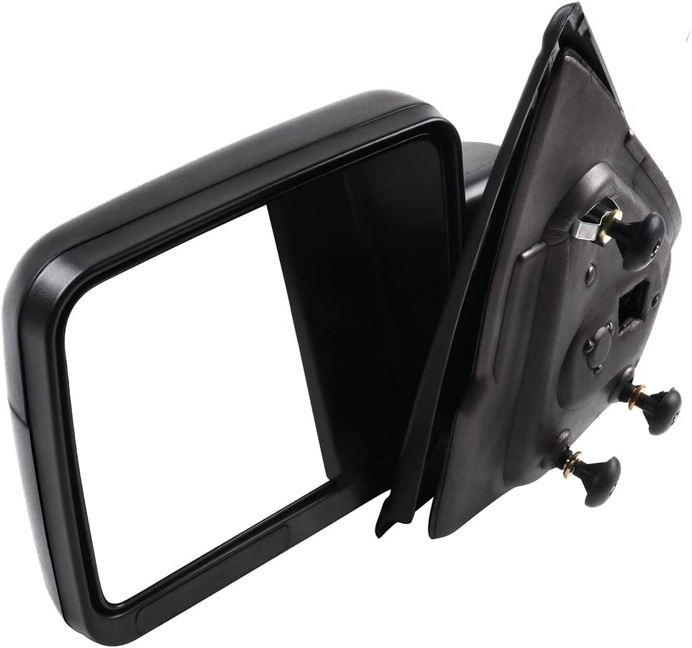 SCITOO Tow Mirror Compatible with 2004-2014 F150 Towing Mirror with Turn Signal Power Control Heated Right Side