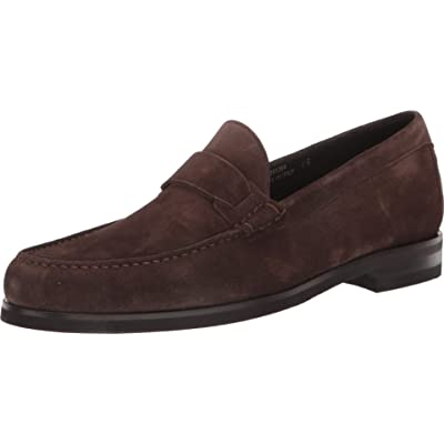 Canali Men's Suede Loafer | Loafers & Slip-Ons