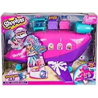 Shopkins Season 8 Plane Playset