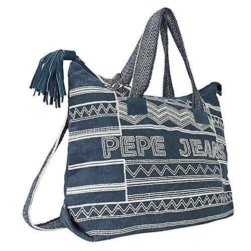 PEPE JEANS - BOLSO BONDS BAG Indigo