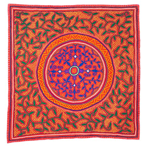 (Shamans Market Shipibo Embroidery Cloth - Large)