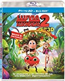 Lluvia De Albóndigas 2 (BD 3D + BD) [Blu-ray]