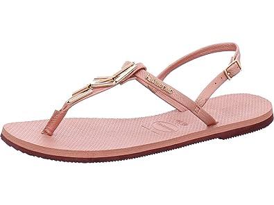 617ff9479ac Havaianas You Riviera Maxi CR Flip Flop Woman  Amazon.co.uk  Shoes ...