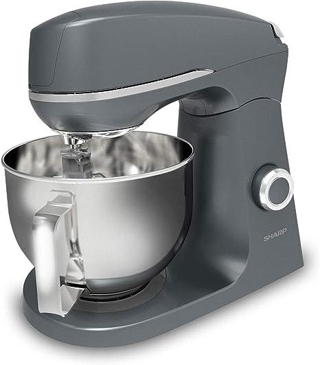 Sharp 18101134 SA-FK3003A - Robot de cocina (acero inoxidable 18/8, 4,6 litros): Amazon.es: Hogar