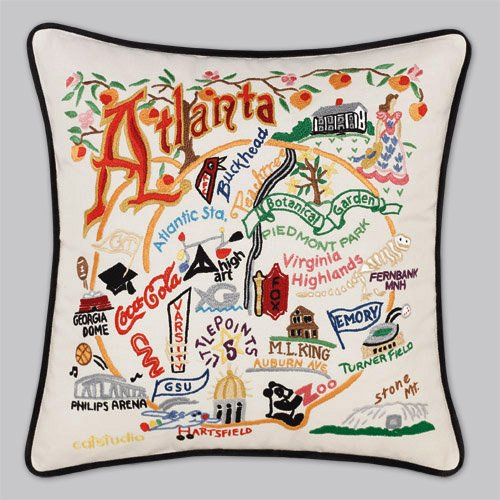 Catstudio Atlanta Pillow by Catstudio