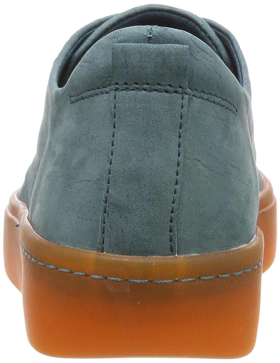 5 UK Womens Gring/_484096 Low-Top Sneakers, Petrol//Kombi 92 Think