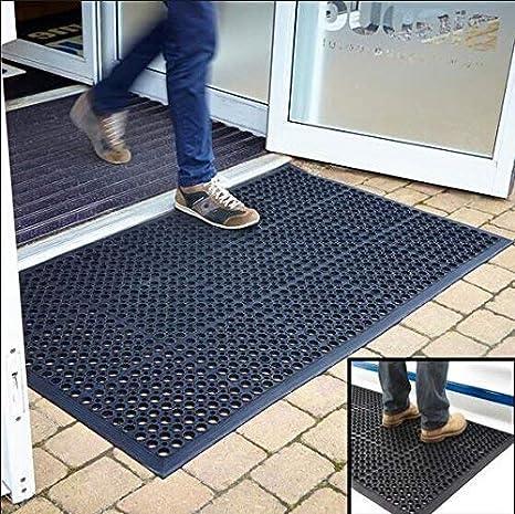 Amazon.com: Anti-Fatigue Rubber Floor Mats for Kitchen Bar NEW ...