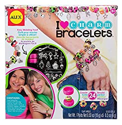 DIY Wear I Heart Charm Bracelets