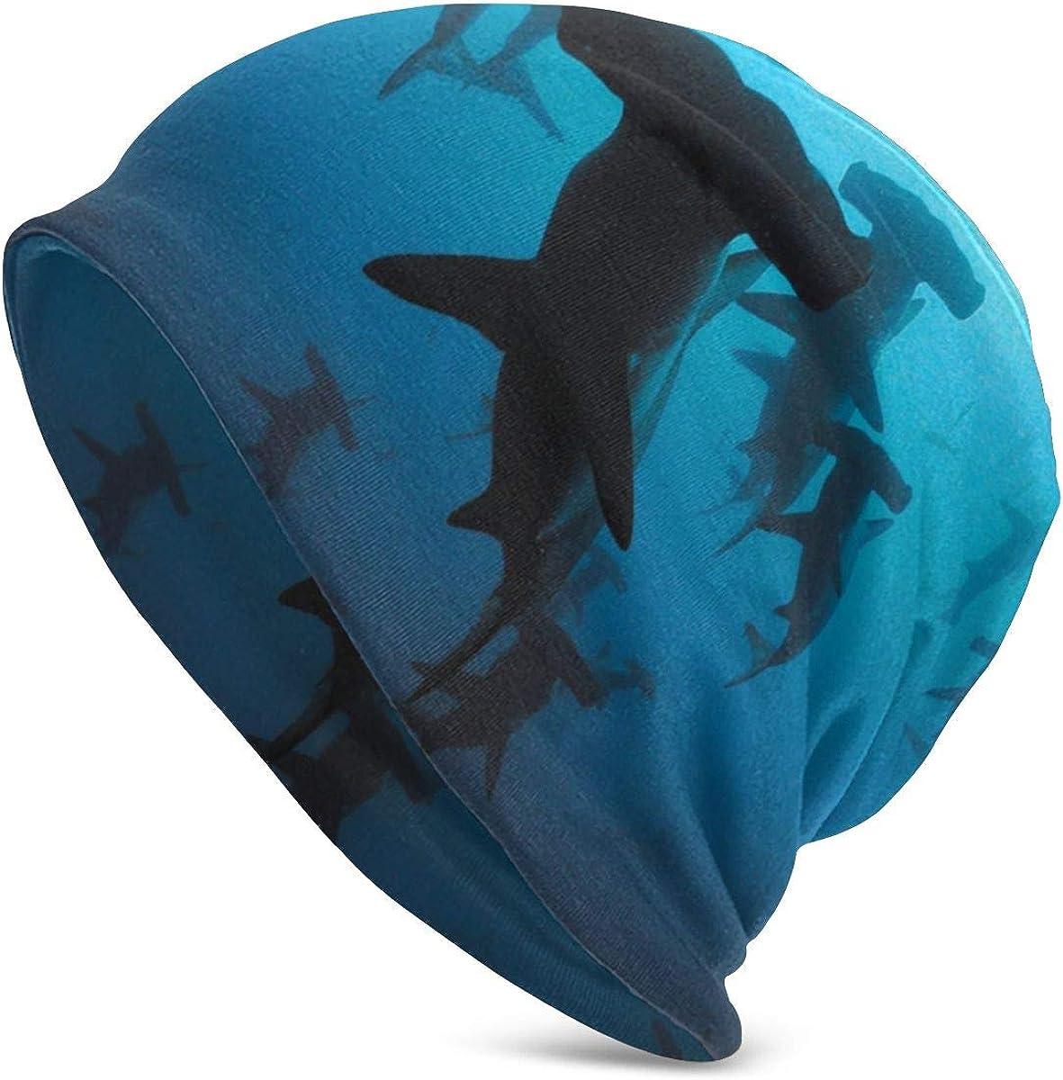 Bird of Paradise Beanie Hat for Men and Women - Warm Unisex Cuffed Plain Skull Knit Hat Cap