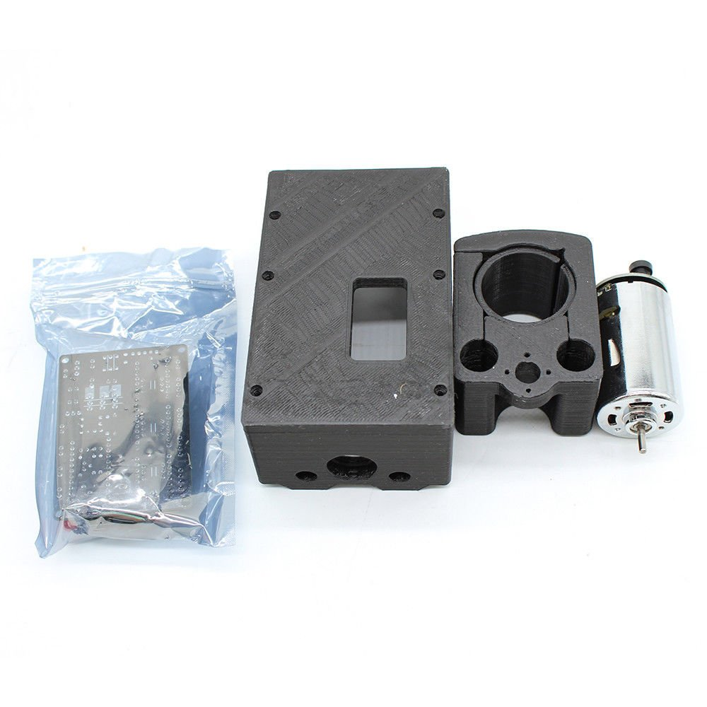Mini 2417t//1610/3/Axis CNC Fresa graviermaschine Router DIY Kit metal PCB milling el/éctrica Desktop graviermaschine 60/W