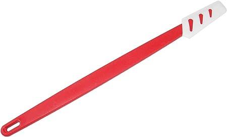 2 D78 Teigspachtel schmal 30121 TUPPERWARE Griffbereit Top-Schaber Kleiner wei/ß-rot