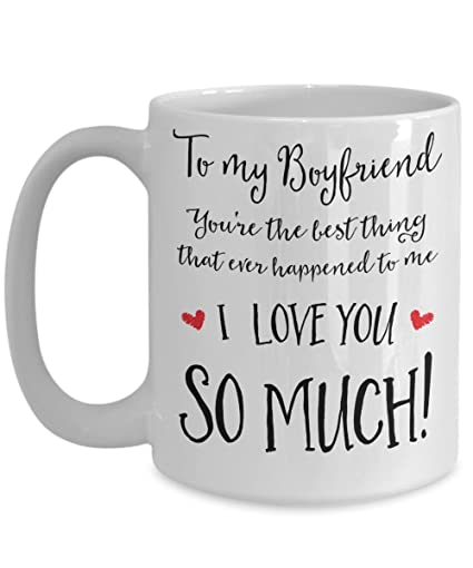 Sexy gifts for boyfriend