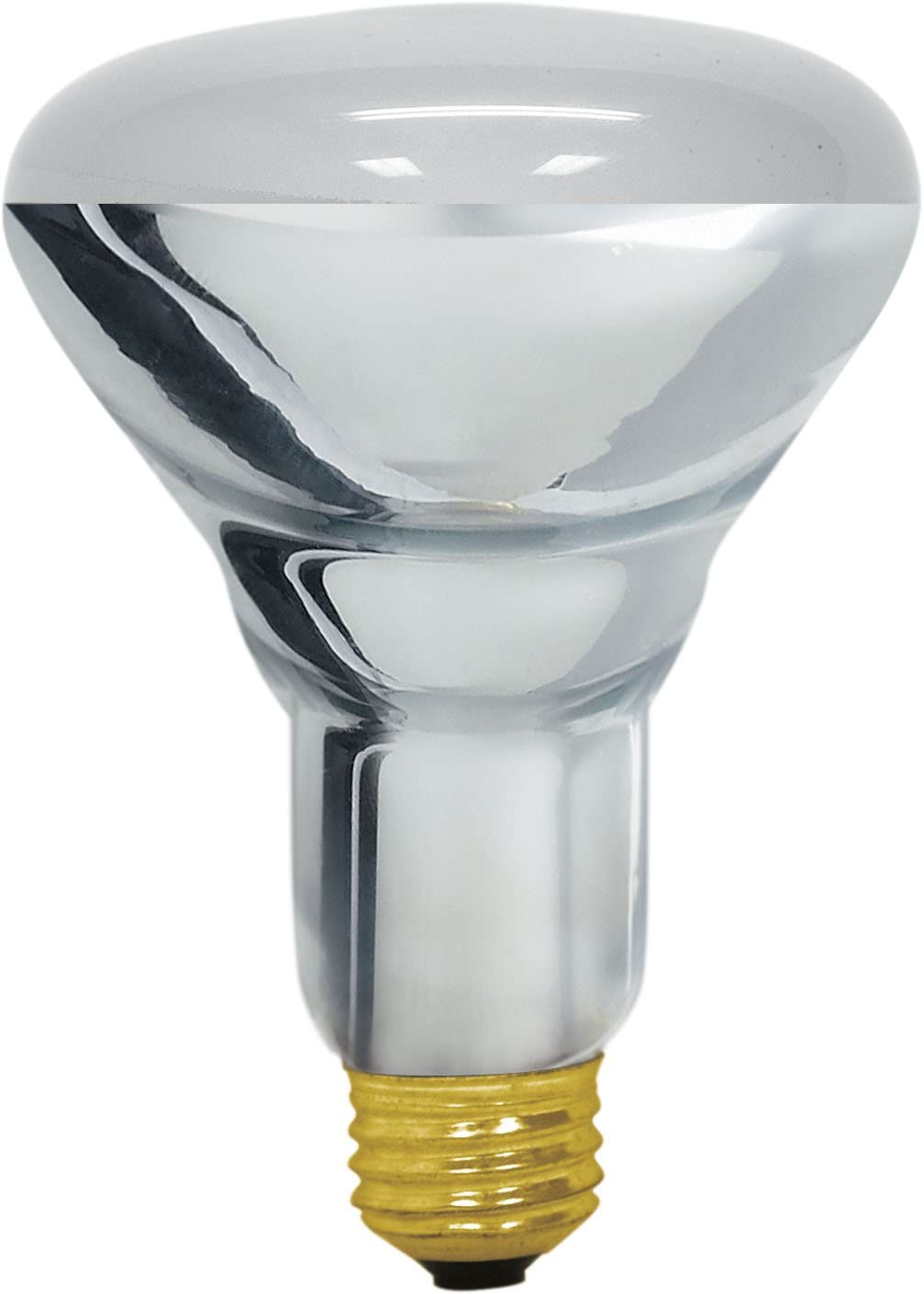 GE Lighting 74206 Energy-Efficient Halogen 45-Watt (65-watt replacement) 640-Lumen R30 Floodlight Bulb with Medium Base, 1-Pack