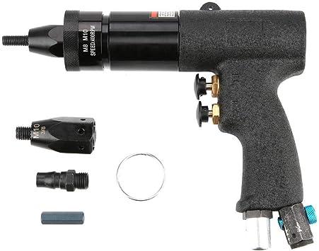 Astro ONYX Pneumatic Rivet Nut Setting Air Gun with Quick Change Mandrels PRN516