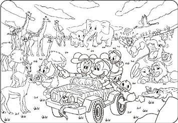 Animali Disney Da Colorare.Disney Da Colorare Bambino Puzzle Di 10 Pezzi Animale Pieno Dcn 10 801 Japan Import Amazon It Giochi E Giocattoli