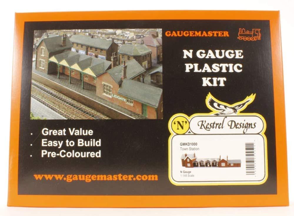 Gaugemaster GMKD43 N Gauge Goods Shed Plastic Kit