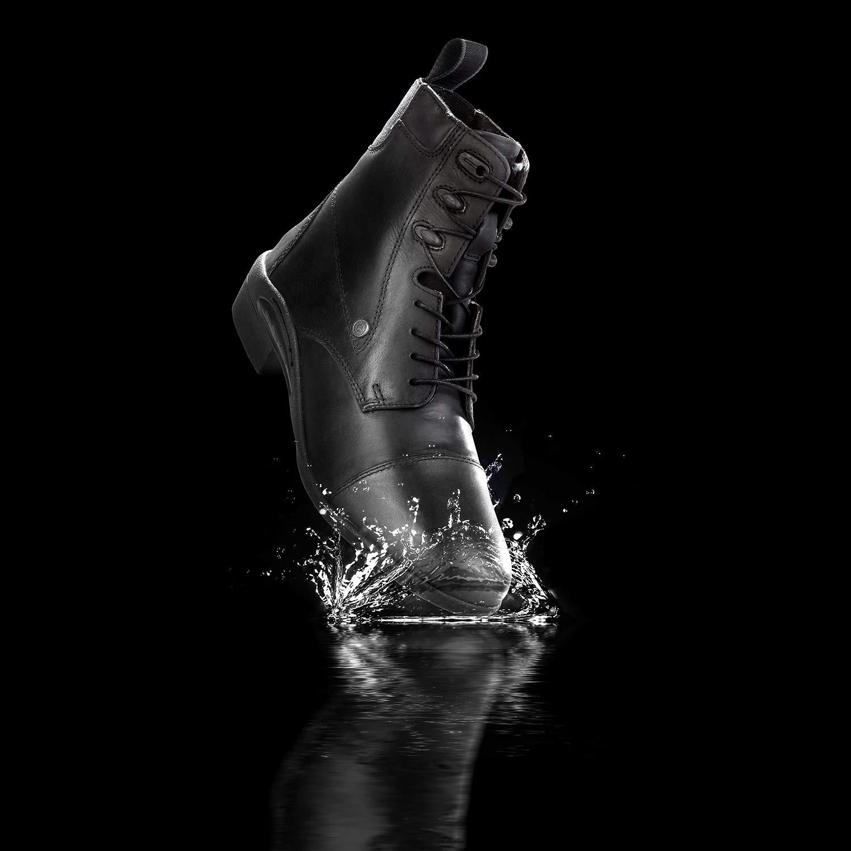 SUEDWIND FOOTWEAR Stiefelette »Ultima »Ultima »Ultima PRO WP« - Waterproof. Bequeme Stiefel aus Echtleder   Robuster Reitschuh mit Ortholite-Sohle, Innenleder, toller Passform  Stiefel Größen 35-46   Farbe  Schwarz B0735WZ7GL  b71991