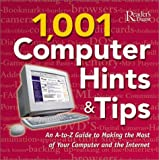1,001 Computer Hints and Tips, Reader's Digest Editors, 0762103388