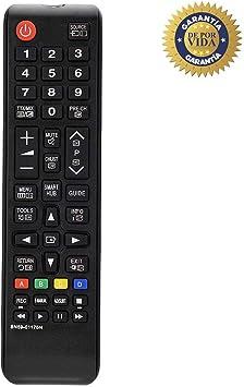 MYHGRC Nuevo reemplazo Samsung BN59-01175N Control Remoto para Samsung Smart TV: Amazon.es: Electrónica