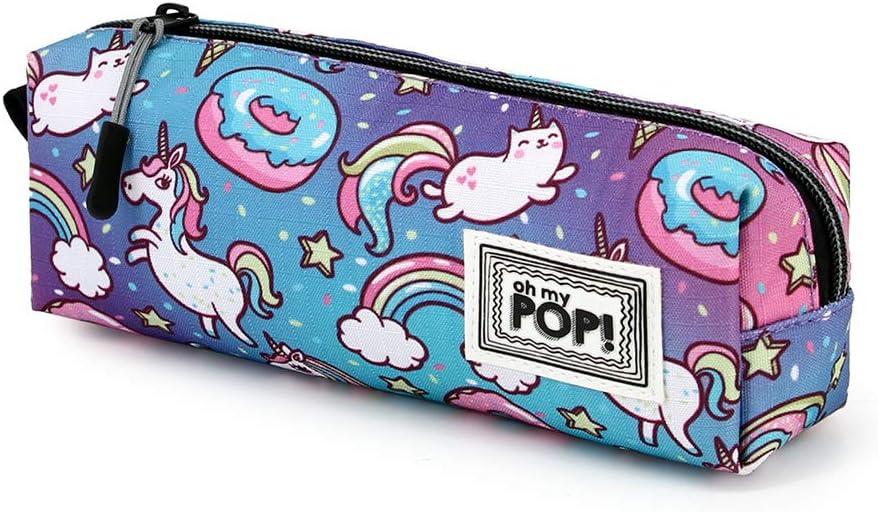 Oh My Pop! Dream-Estuche Portatodo Cuadrado HS: Amazon.es: Equipaje