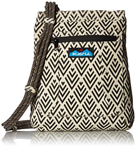 KAVU Keep Along Backpack, Deco Tiles, One Size