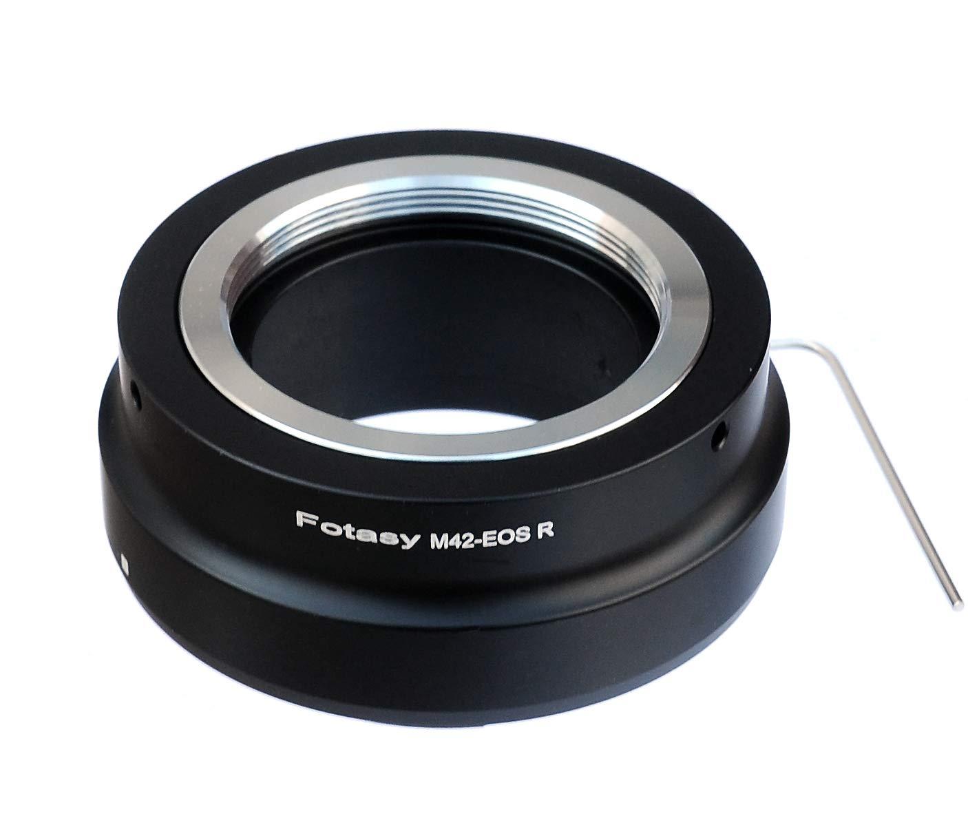 FocusFoto 9th Gen AF Confirm Adapter for Pentax K PK Lens to Canon EOS EF EF-S Mount Camera 80D 77D 70D 60D 5D Mark II III 5D2 5D3 7D 6D 3000D 1500D 1300D 1200D 800D 760D 750D 700D 650D 100D