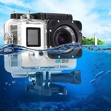 Sport Action Kamera Wasserdicht 4k 16mp Ultra Hd Wifi Unterwasser
