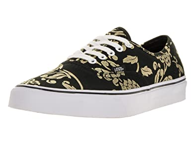 Vans Authentic Classic 50th DUKE BLACK ORO FOIL TG. 47