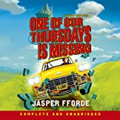 One of Our Thursdays Is Missing | Jasper Fforde