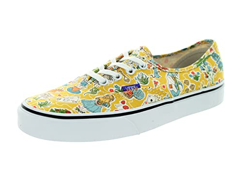 53226c242f Vans Unisex Authentic (Liberty) Wonderland Trwht Skate Shoe 5.5 Men US 7