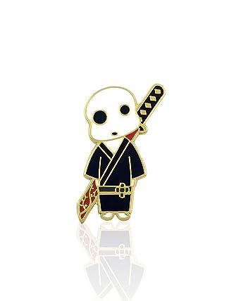 Amazon.com: Kodama Samurai Studio Samurai Ghibi - Pin de ...