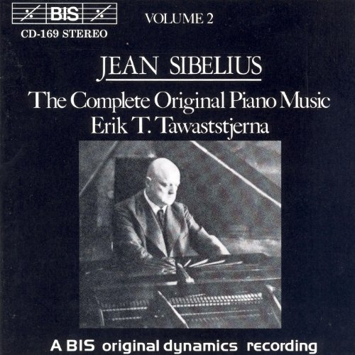 Complete Piano Music Original (Sibelius: Complete Original Piano Music, Vol. 2)